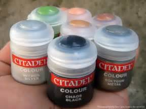 i got more citadel paints don suratos art