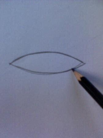 tutorial membuat gambar 3d dengan pensil cara menggambar mata untuk lukisan pensil aqlam 20