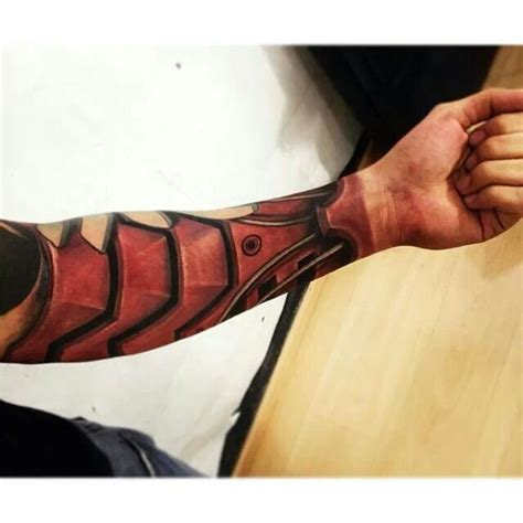 ironman mdot 3d skin rip iron man great tattoo work pinterest iron man and irons