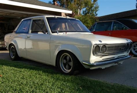 datsun 510 race car for sale bargain track car 1971 datsun 510 bring a trailer