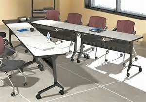 Portable Meeting Table V Shaped Conference Table Configured From Portable Flip Top Conference Tables