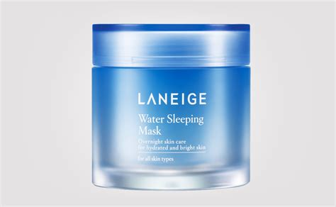 full review laneige water sleeping mask  beauty europe