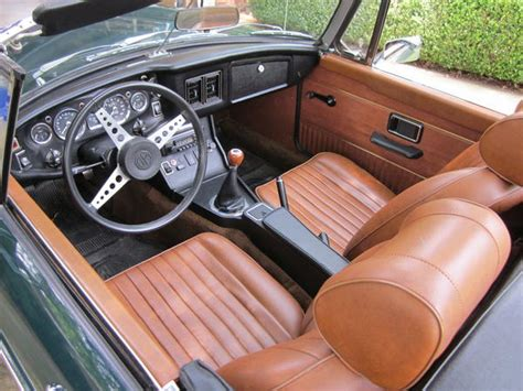 autumn leaf interior pics  page  mgb gt forum mg experience forums  mg