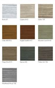 board colors board and batten trucedar steel siding