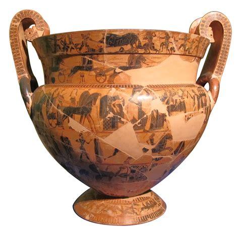 vaso francois arte griego per 237 odo arcaico