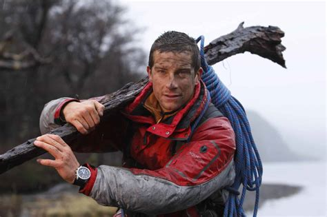 Bears Grills by The Worst Grylls Survival Advice