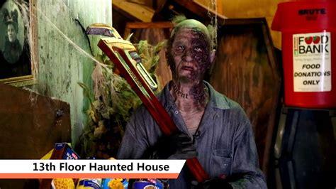 sa  orange  floor haunted house youtube