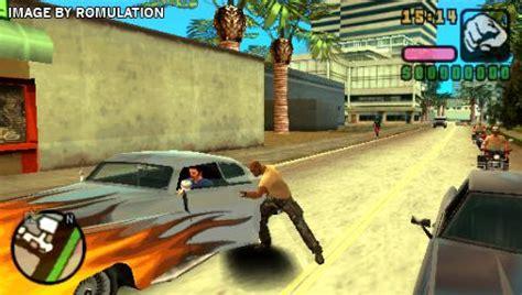 grand theft auto vice city stories (usa) psp