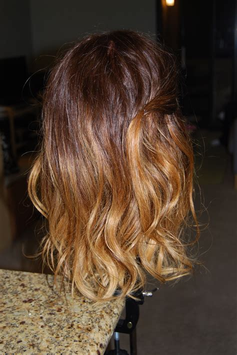 Ambre Blends Hair | ambre blends hair dark brown hairs of blended hair color