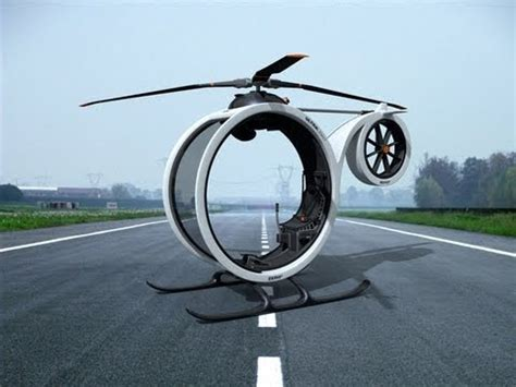 ultralight helicopter   zeroº concept by. héctor del amo
