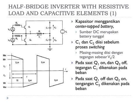 resistive capacitive load ppt dc ac inverter powerpoint presentation id 3712195