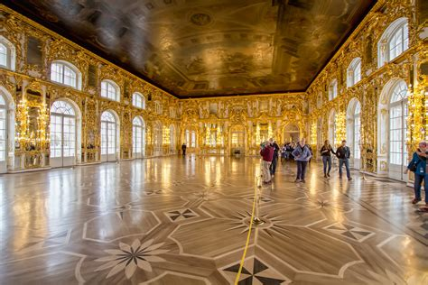 kates palace photo ballroom at catherine palace st petersburg