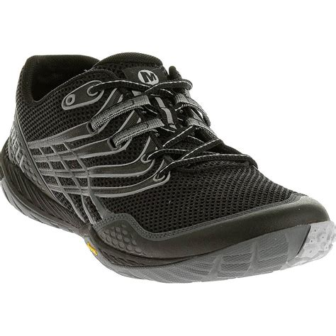 merrell lightweight running shoes merrell mens trail glove 3 lightweight breathable trail
