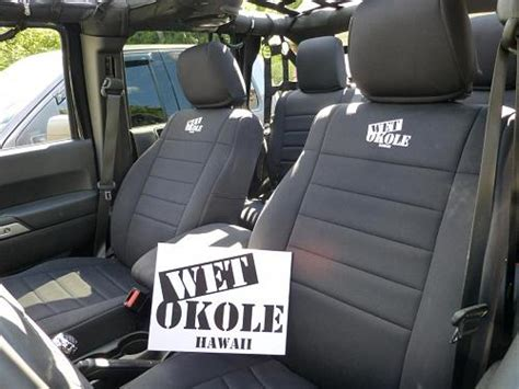 Okole Jeep Seat Covers Okole Waterproof Seat Cover Review Testing