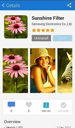 how to use galaxy s5 camera effects? samsung galaxy s5 guide