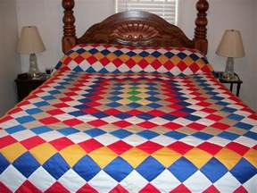 Trip Around The World Quilt Patterns by Quilt Trip Around The World Pattern Quilts