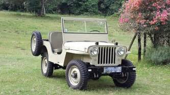 1947 Willys Jeep For Sale Archive Willys Jeep Cj2a 1947 Restored For Sale