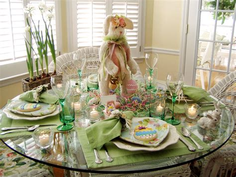 spring tablescape 15 easter table setting ideas to try entertaining ideas