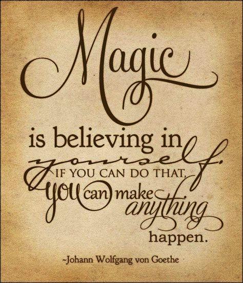 magic motivational quotes