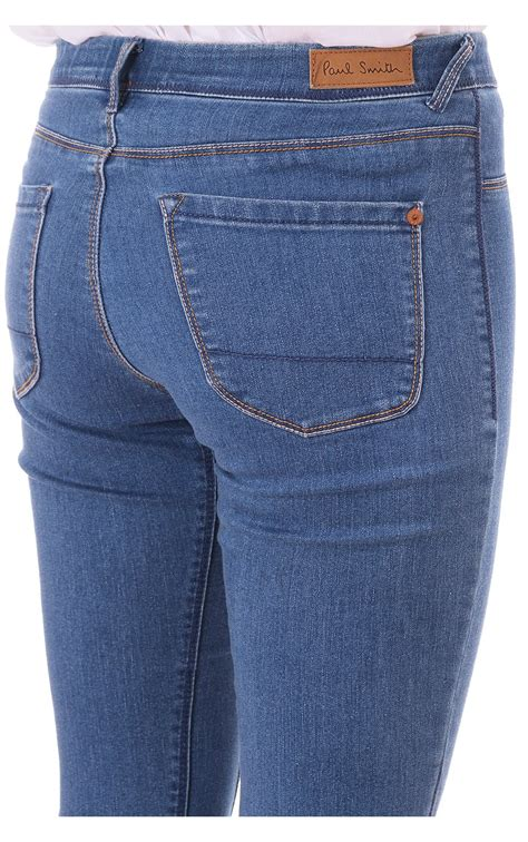 Jegging Paulsmith paul smith paul paul smith paul womens woven jegging mid