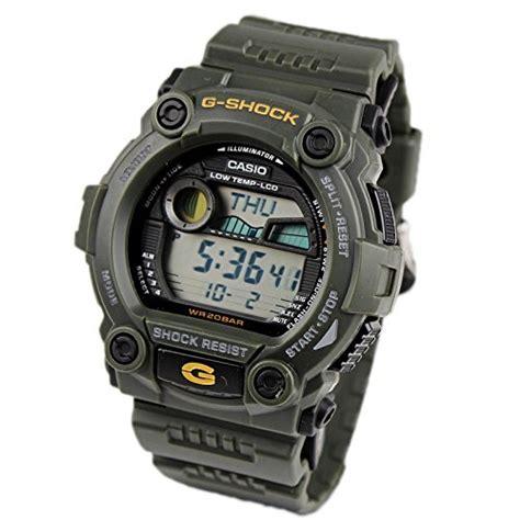 Casio Gshock G 7900 A casio g 7900 3dr g shock green resin reloj de esfera
