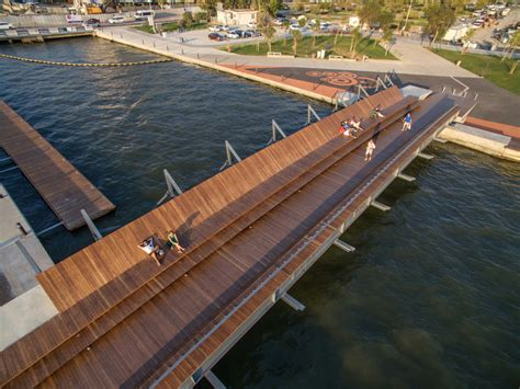 footbridge plans bostanlı footbridge sunset lounge studio evren başbuğ