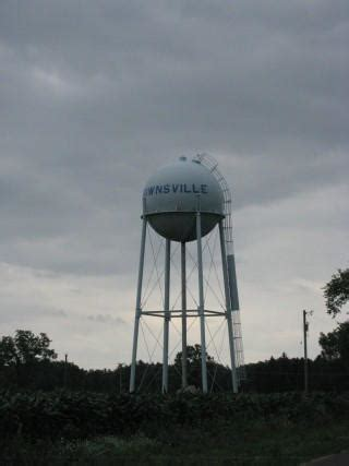 landmarkhunter.com | downsville elevated water tank