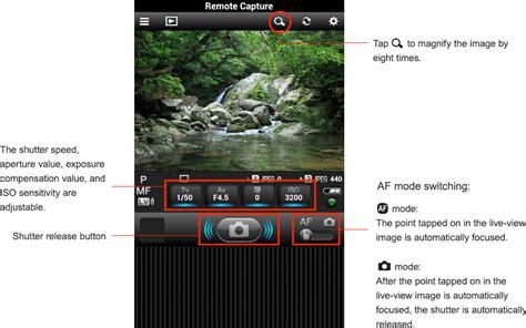 image sync pentax image sync iphone app