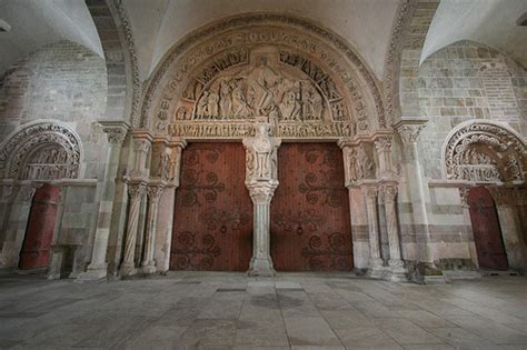 image gallery romanesque interior