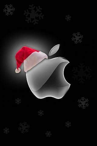 apple christmas hd wallpapers  iphone  hd