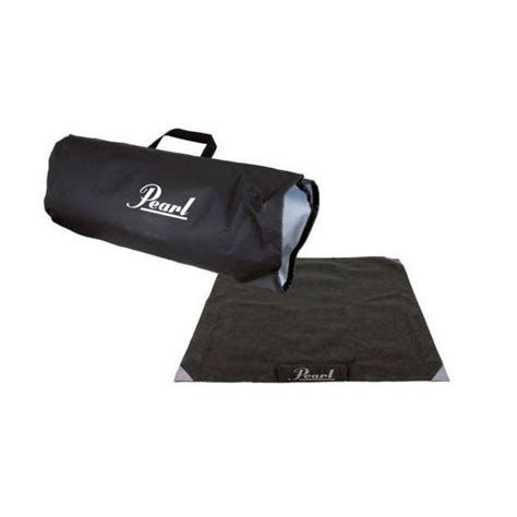 Pearl Drum Mat by Pearl Non Slip Crash Pad Drum Mat With Carry At