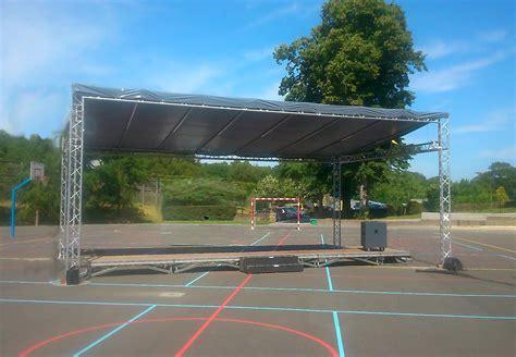 Location Scène à Nantes et Structure scénique   LYA Pro