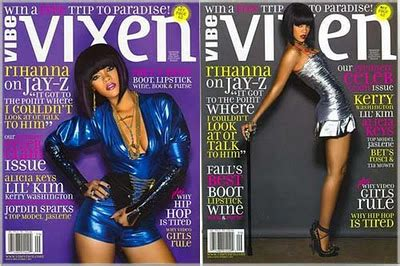 Beyonce On May Cover Of Vibe by Rihanna Covers Vibe Vixen That Grape Juice