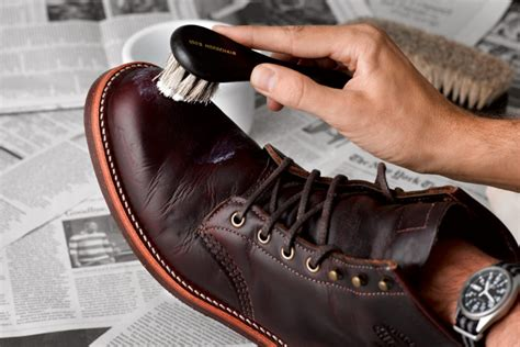 clean leather shoes at home the leather laundry
