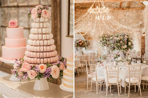 stylish and budget friendly blush colour theme ideas for your wedding