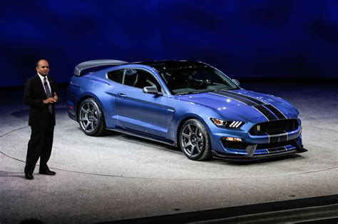 presenting the all new 2016 ford shelby gt350r mustang