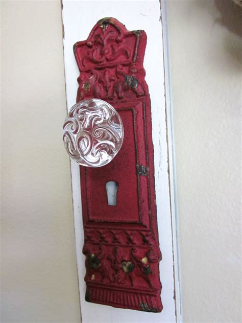 Hobby Lobby Door Knobs by Today S Fabulous Finds Decorative Aged Door Before And After