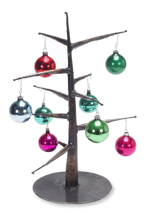 ornament tree by ben gatski and kate gatski metal