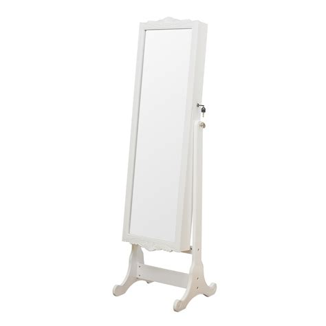 full length mirror jewellery cabinet the range ornate jewellery cabinet mirror 41x150cm