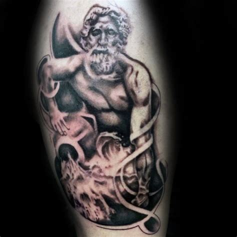70 aquarius tattoos for men astrological ink design ideas
