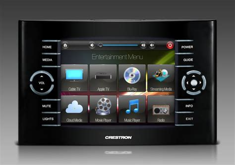 remote control touchscreen graphics images