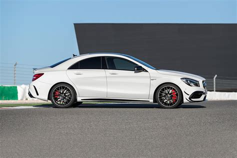 mercedes benz cla class amg cla  sedan vehiecom