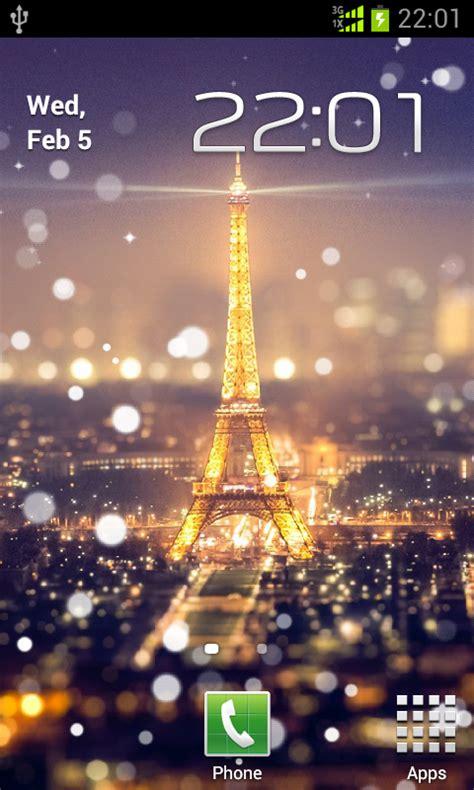 wallpaper animasi paris download gratis paris malam wallpaper animasi gratis paris