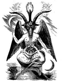 Muslim Wedding Cards Usa The Shocking True History Of Baphomet The Sabbatic Goat