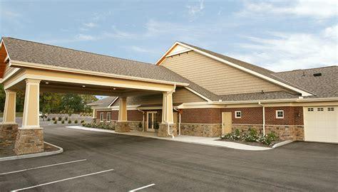 ohio design build construction general contractors mueller parker funeral home