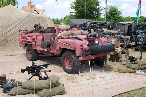 sas land rover attachment browser land rover s2 109 sas pink panther 10