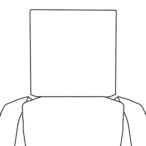 Minecraft Character Drawing Template minecraft icon template by happytosad1 on deviantart