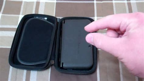 New 2ds Xl Hori Slim Pouch 3ds xl pouch unboxing review