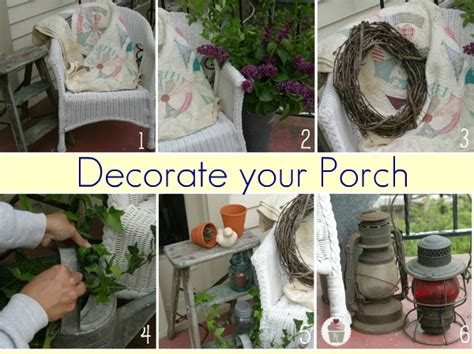 cheap ways to decorate your backyard narrow front porch decorating ideas