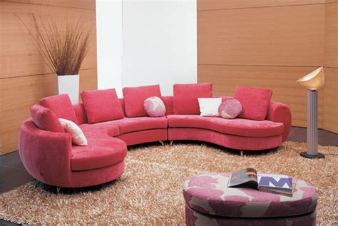 Pink Sectional by Sectional Sofas Leather Sectional Sofa Modern Sectional